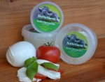 Buffel Mozzarella in pekelwater