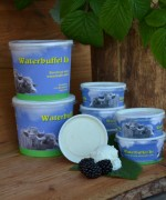 Waterbuffel ijs